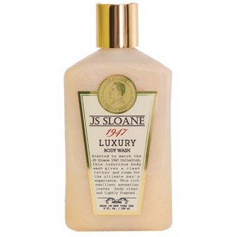 JS Sloane Luxury Body Wash 236ml