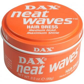Dax Neat Waves Hair Dress