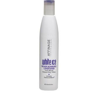 AFFINAGE WHITE ICE BLONDE BOMBSHELL CONDITIONER 250ml