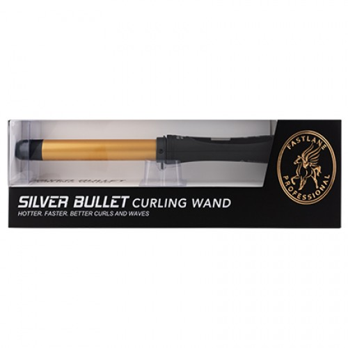 Silver Bullet Fastlane Curling Wand - Regular 25mm
