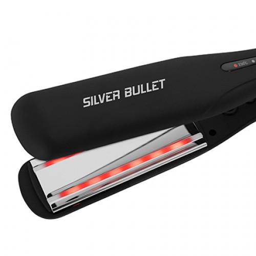Silver Bullet Titanium 230 IR Elysium Infrared Hair Straightener - Wide Plate 38mm