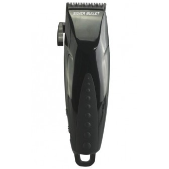 Silver Bullet Clean Cut Hair Clipper Set