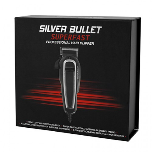 Silver Bullet Superfast Hair Clipper