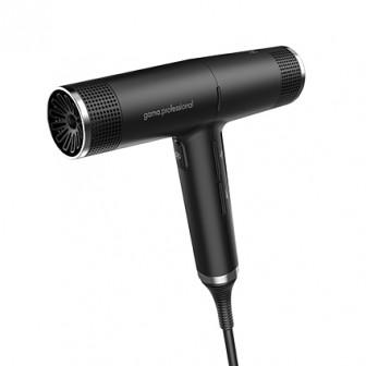 Gama Professional iQ Perfetto Hair Dryer Black