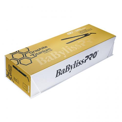 BaBylissPRO Graphite Titanium Ionic Hair Straightener 32mm