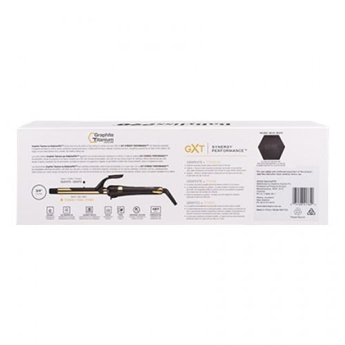 BaBylissPRO Graphite Titanium Ionic Curling Iron 32mm