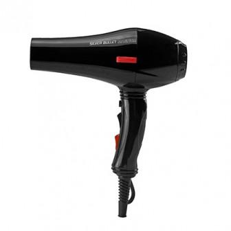 Silver Bullet Magnum Hair Dryer - Black