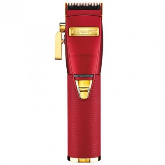BaBylissPRO Barberology Influencer Red FX Lithium Hair Clipper