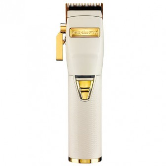 BaBylissPRO Barberology Influencer White FX Lithium Hair Clipper