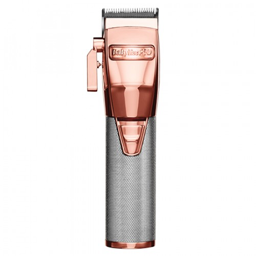 BaBylissPRO Barberology Rose Gold FX Lithium Cordless Hair Clipper