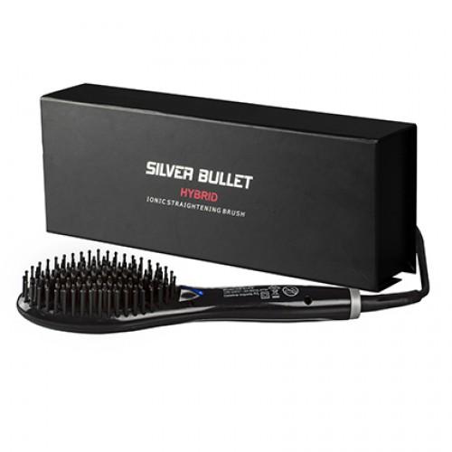 Silver Bullet Hybrid Straightening Brush