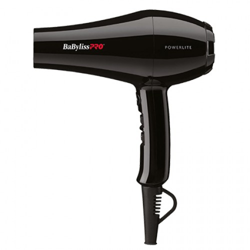 BaBylisss Pro Powerlite Lightweight 1900W Hair Dryer