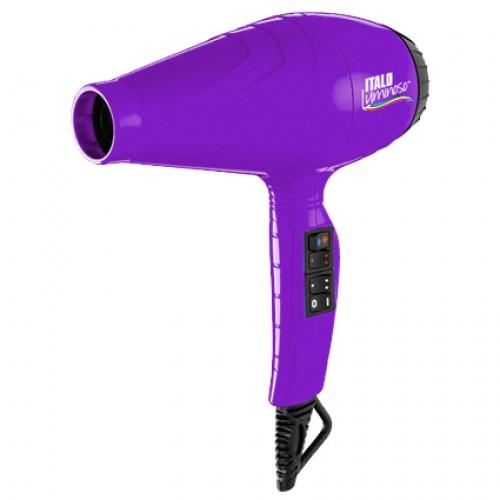 BaByliss Pro Luminoso Fun Professional Hair Dryer Purple