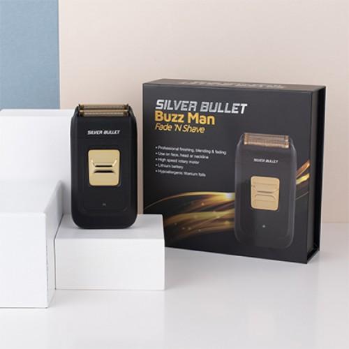 Silver Bullet Buzz Man Fade N Shave Shaver