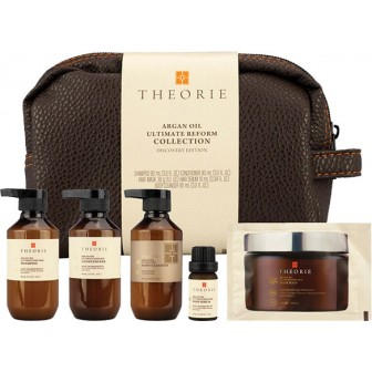 Theorie Argan Oil Ultimate Reform Hair and Body Travel Pack