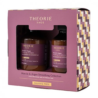 Theorie Marula and Argan Oil Smoothing Travel Pack