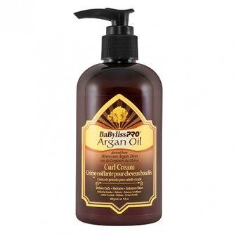 BaBylissPRO Argan Oil Curl Cream 300ml