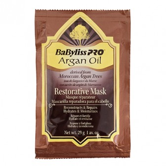 BaBylissPRO Argan Oil Restorative Mask 29g