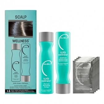 Malibu C Scalp Wellness Collection Kit