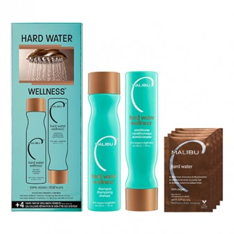 Malibu C Hard Water Wellness Collection Kit