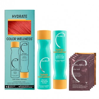 Malibu C Hydrate Colour Wellness Collection Kit