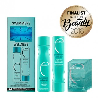 Malibu C Swimmers Wellness Hair Collection Kit