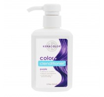 Keracolor Color + Clenditioner Colour Shampoo Purple 355ml