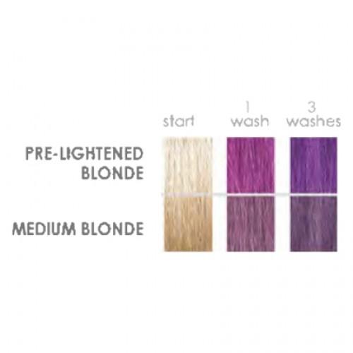 Keracolor Color + Clenditioner Colour Shampoo Purple 355ml
