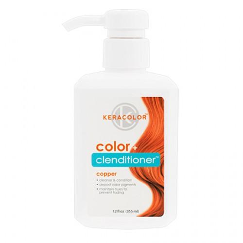 Keracolor Color Clenditioner Color Shampoo Copper 355ml