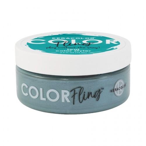 Keracolor Color Fling Teal