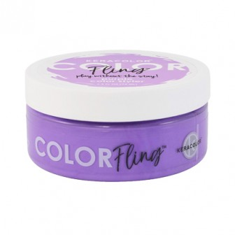Keracolor Color Fling Purple