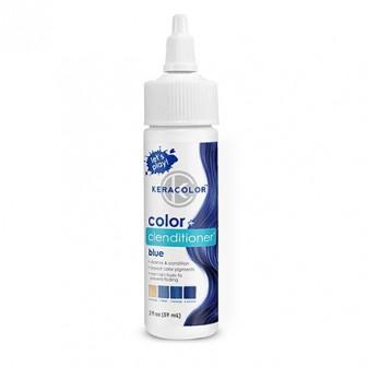Keracolor Color + Clenditioner Colour Shampoo Blue 59ml