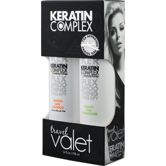 Keratin Complex Travel Valet Care Travel Pack