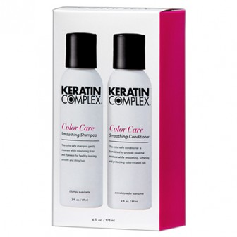 Keratin Complex Travel Valet Colour Care Travel Pack