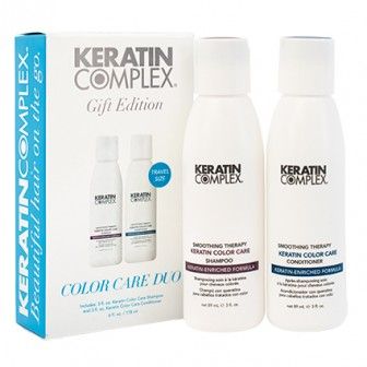 Keratin Complex Colour Care Travel Valet Gift Pack