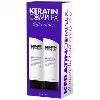 Keratin Complex Blondeshell Duo Gift Edition