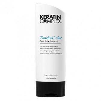 Keratin Complex Timeless Colour Fade-Defy Shampoo 400ml