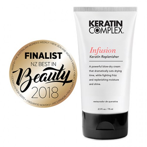 Keratin Complex Infusion Keratin Replenisher 75ml
