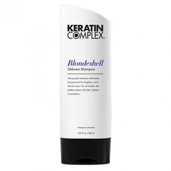 Keratin Complex Blondeshell Debrass Shampoo 400ml