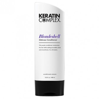 Keratin Complex Blondeshell Debrass Conditioner 400ml